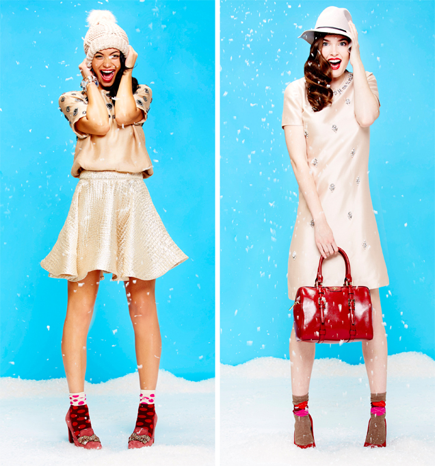 Glossed & Found_Holiday Fashion_SNOW_DOUBLE