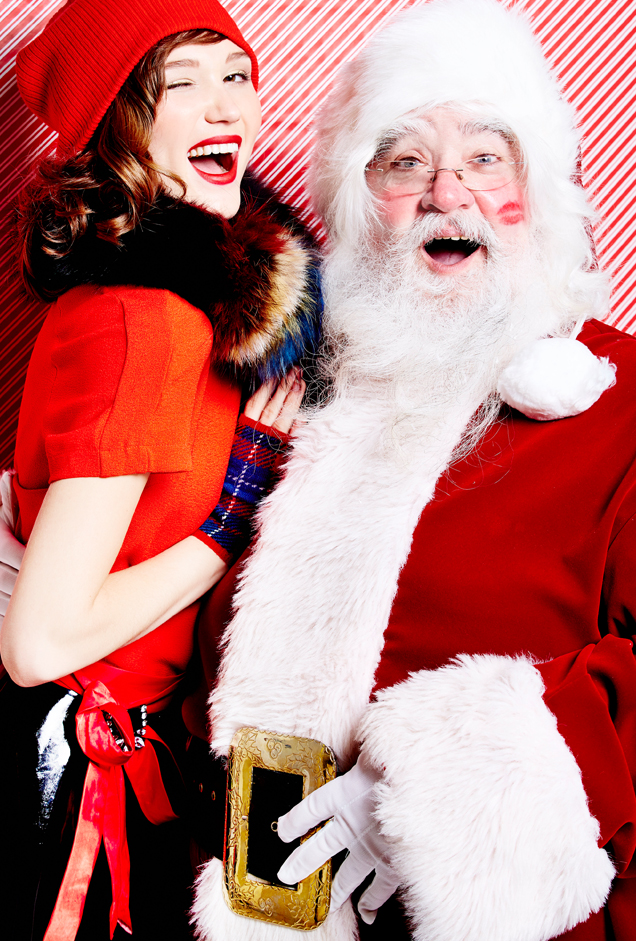 Glossed & Found_Holiday Fashion_mrs. claus