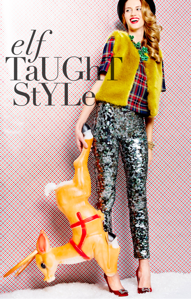Glossed & Found_Holiday Fashion_reindeer_2