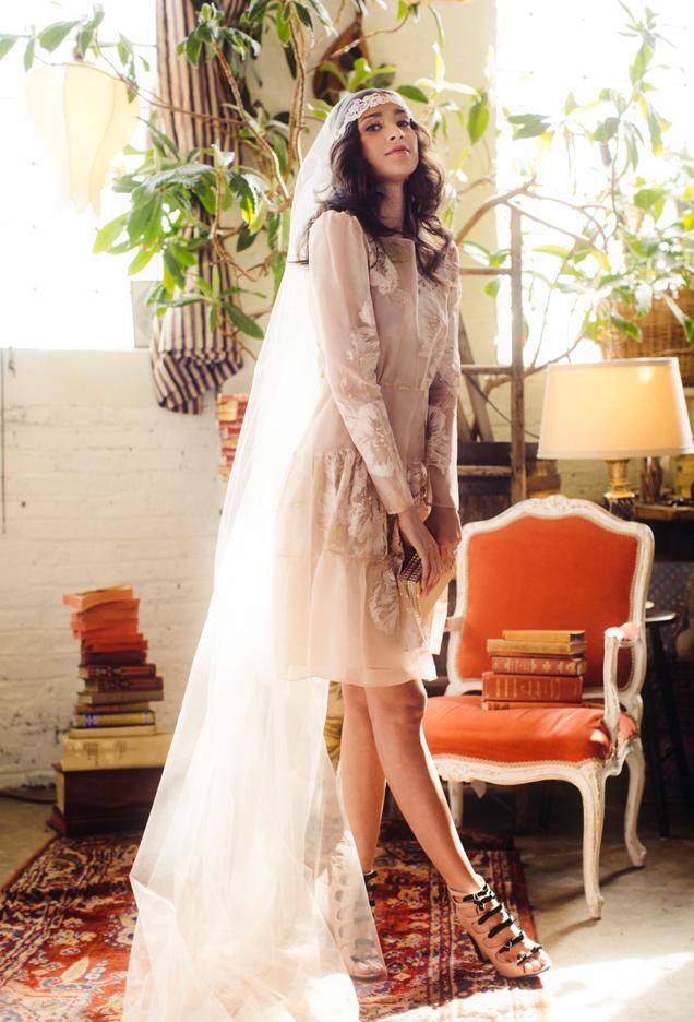 Glossed & Found Weddings Bridal Fashion_3