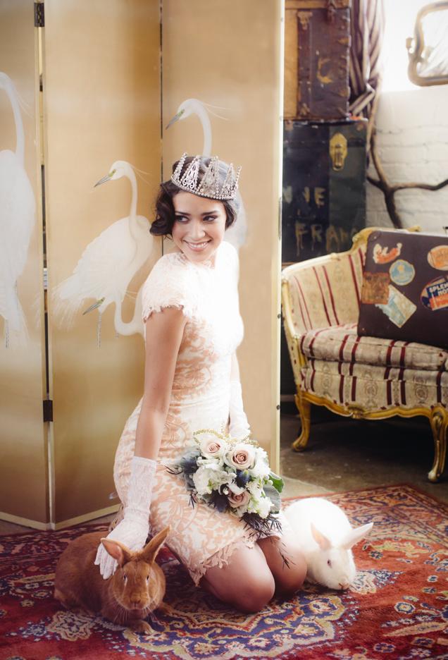 Glossed & Found Weddings Bridal Fashion_4