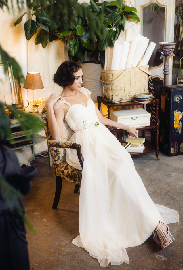 Glossed & Found Weddings Bridal Fashion_5