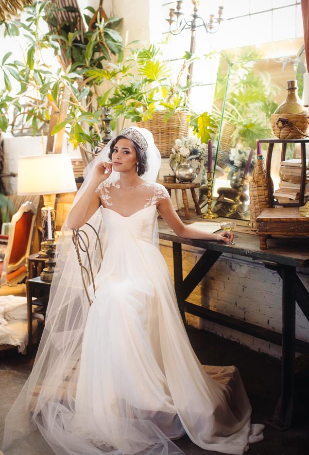 Glossed & Found Weddings Bridal Fashion_6