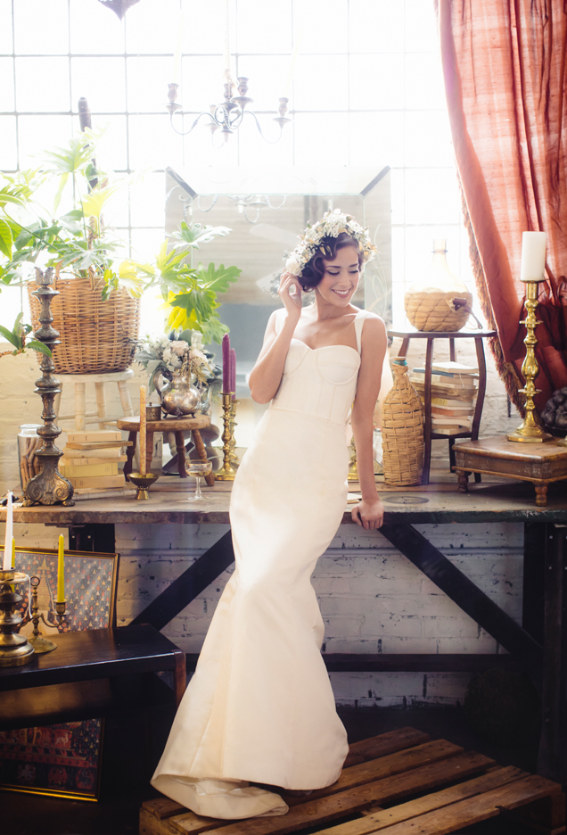 Glossed & Found Weddings Bridal Fashion_8
