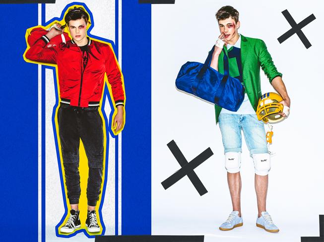 G&F Mens Fashion_Spring_15
