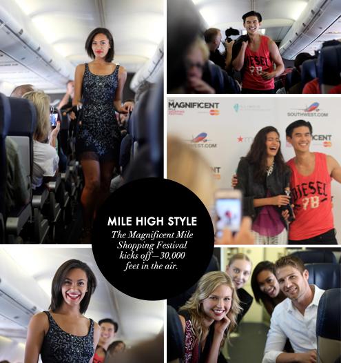 GF-BLOG_Magnificent Mile Shop Fest Southwest Airlines RunwayintheSky
