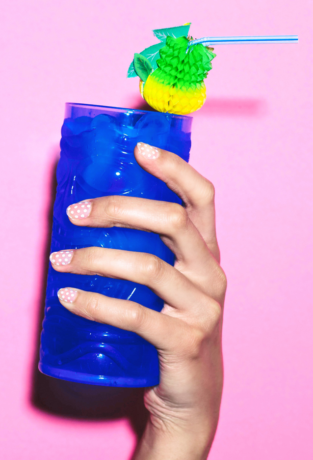 G&F Summer Beauty_Nails_Tiki Drink