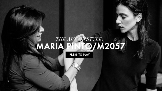 The Art of Style: Maria Pinto of M2057