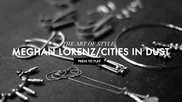 The Art of Style: Cities in Dust Jewelry