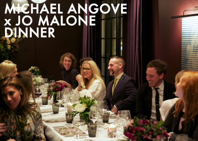 Best of 2014_jo malone dinner