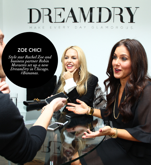 G&F BLOG_Rachel Zoe DreamDry Chicago_1