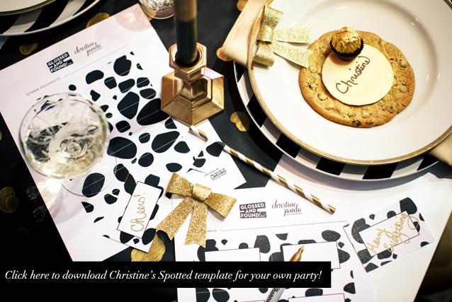 G&F Spotlight_Christine Janda_holiday glam closer