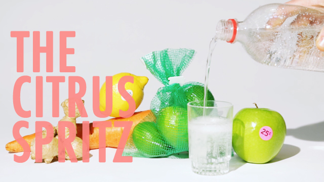 Let's Get Juiced: The Citrus Spritz
