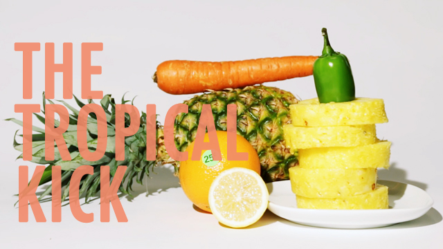Let's Get Juiced: The Tropical Kick
