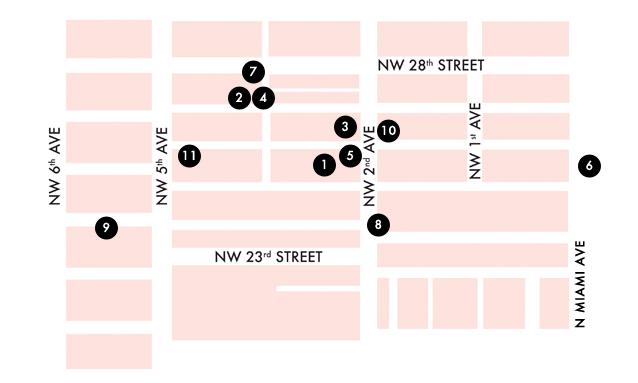 G&F_Miami Beach Getaway_Wynwood Walls Map 2