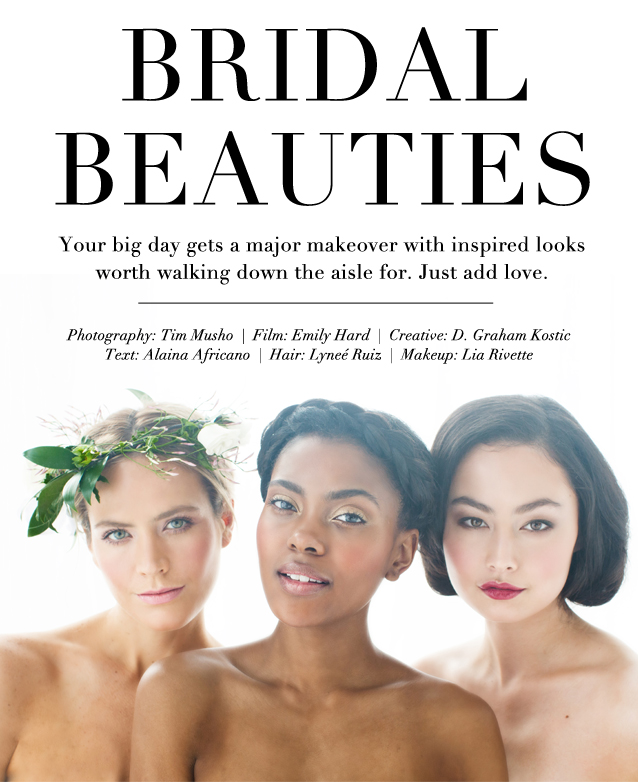 Glossed & Gowned Bridal Beauty Opening