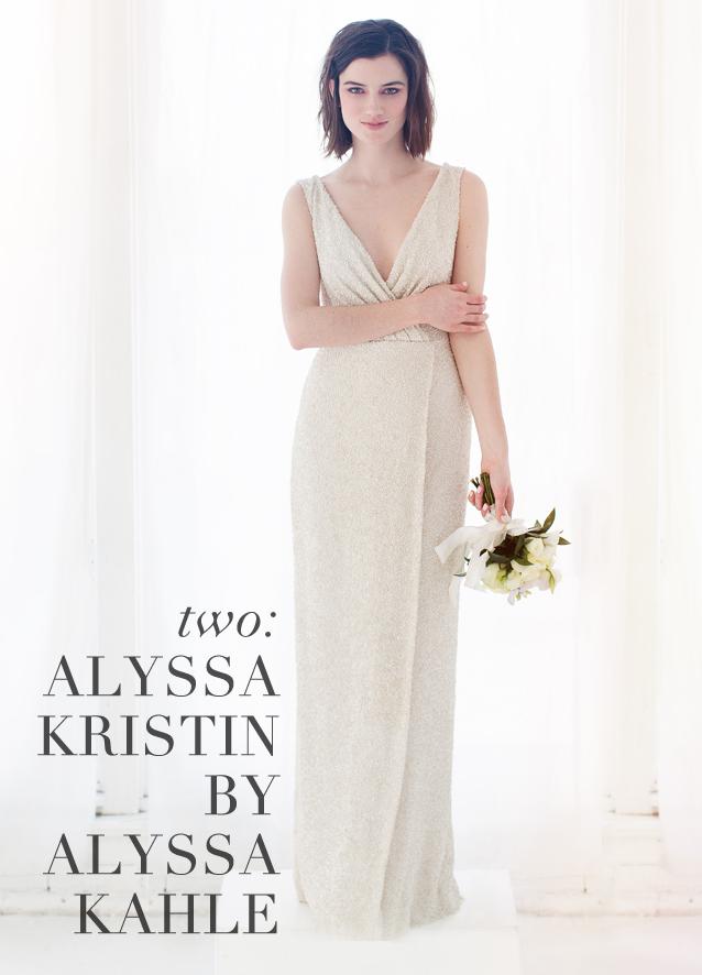 Glossed & Gowned Bridal Designer Feature_Alyssa Kristin