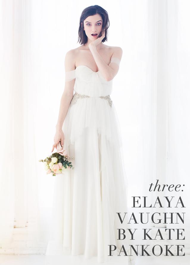 Glossed & Gowned Bridal Designer Feature_Elaya Vaughn by Kate Pankoke