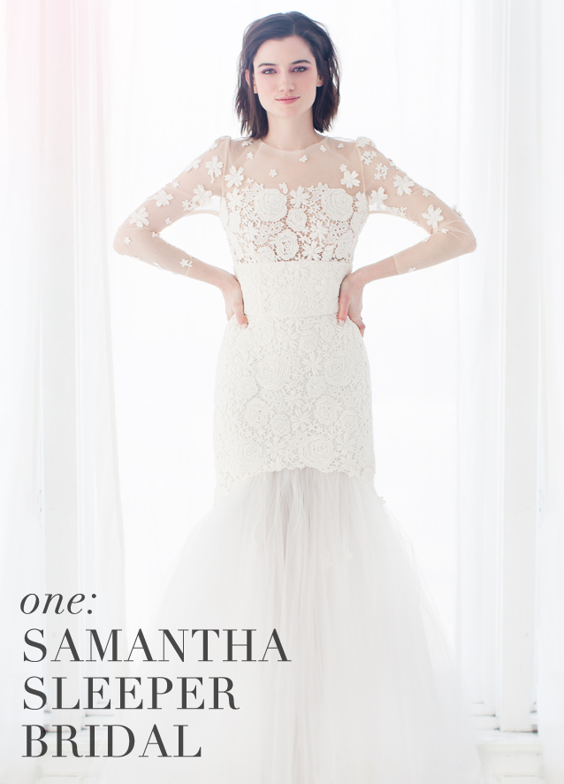 Glossed & Gowned Bridal Designer Feature_Samantha Sleeper