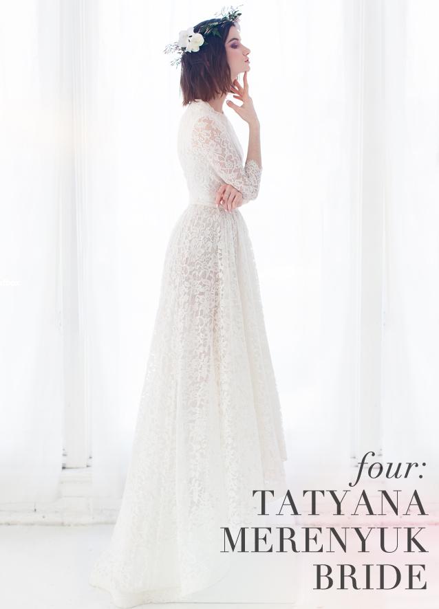 Glossed & Gowned Bridal Designer Feature_Tatyana Merenyuk Bridal