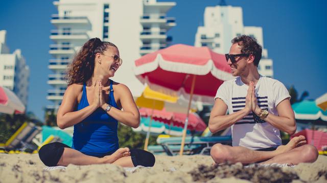 G&F Miami Getaway: Dawn B. Yoga