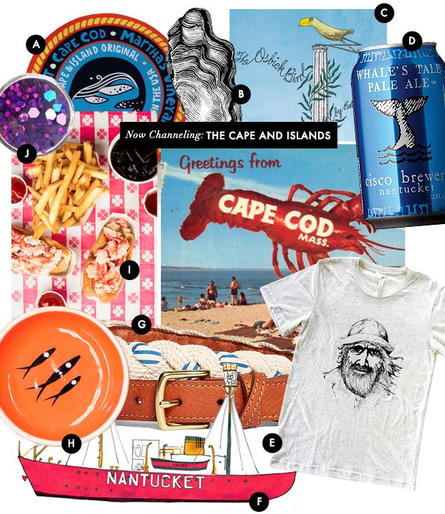 G&F SPOTLIGHT_cape cod mood board