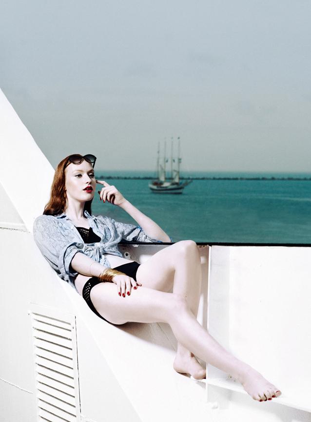 Glossed & Found_Summer Swim Odyssey Cruise_8
