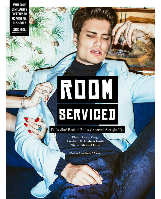 G&F MEN'S FALL FASHION_room serviced_opening with button
