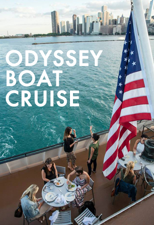 BEST OF 2015_found_Odyssey Summer Swim Boat Cruise