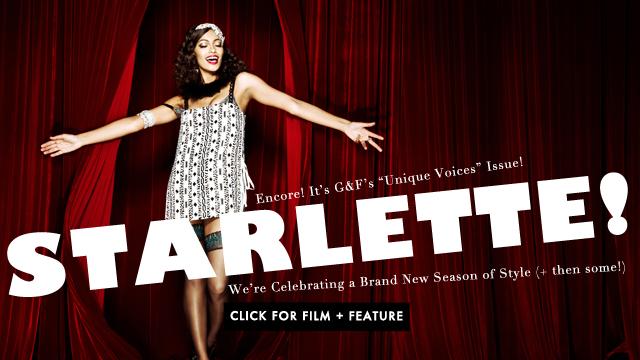 G&F Starlette Shines!