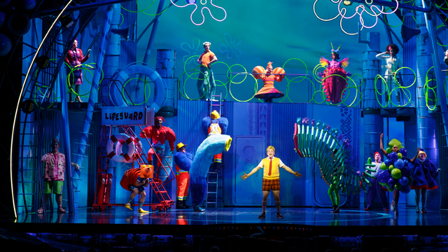 Tina Landau talks The Spongebob Musical