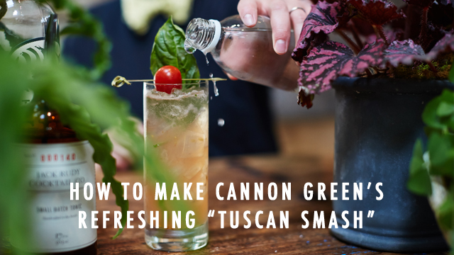 G&F Travel Charleston: Tuscan Smash!