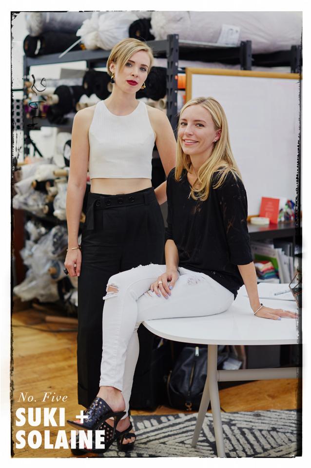 G&F Feature_Fall Designers_Suki and Solaine