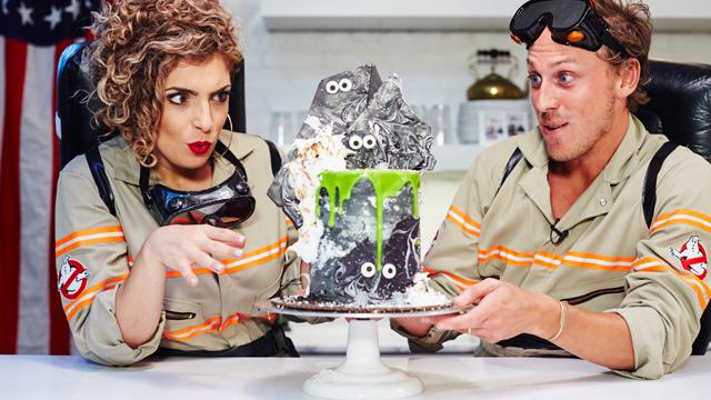 G&F Halloween: Bon Vivant Cakes