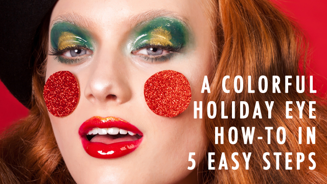 The Perfect Holiday Eye How-To